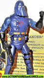 gi joe COBRA COMMANDER 2007 v25 25th anniversary action figures hasbro