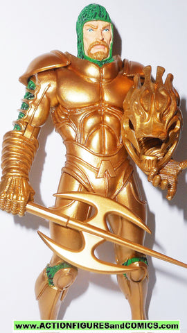 dc direct AQUAMAN armory 2008 collectibles universe 99p