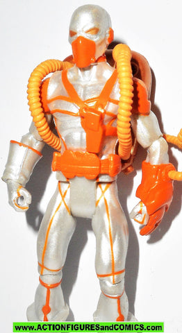 dc universe infinite heroes HEATWAVE flash crisis 2009 2010 action figure 4 inch
