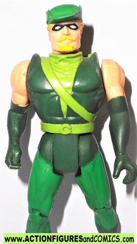 Super powers GREEN ARROW kenner vintage 1984 friends dc universe fig
