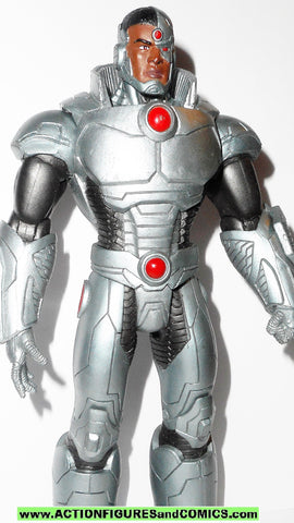 DC Direct NEW 52 CYBORG justice league collectables universe