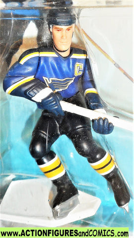 Starting Lineup CHRIS PRONGER 1999 2000 St Louis Blues hockey moc
