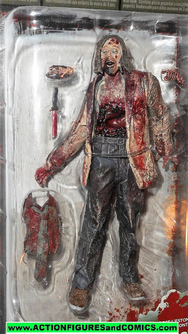 The Walking Dead AUTOPSY ZOMBIE series 3 2013 mcfarlane toys tv series show moc