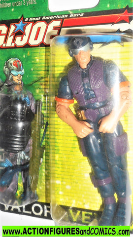 gi joe TELE VIPER 2004 v5 cobra spytroops spy troops action figures moc