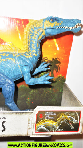 Jurassic World SUCHOMIMUS 2018 Action attack dinosaur park moc mib