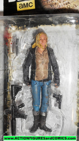 The Walking Dead BETH Series 9 nine mcfarlane toys action figure moc