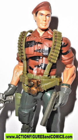 gi joe FLINT tiger force 2008 v12 25th anniversary hasbro toys