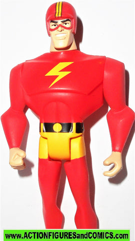 justice league unlimited STREAK the dc universe mattel matty
