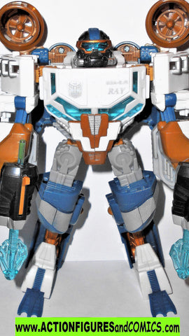 TRANSFORMERS Generations SEASPRAY voyager classics rts chug complete