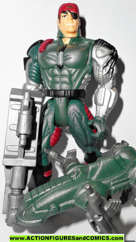 Aliens vs Predator kenner HICKS CYBORG DOG kaybee toys 1996 K B kb movie