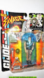 Gi joe SGT SAVAGE CRYO FREEZE 1994 gijoe g i action figure hasbro moc