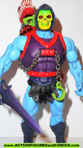 masters of the universe DRAGON BLASTER SKELETOR classics he-man action figures