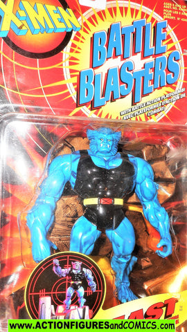 X-MEN X-Force toy biz BEAST battle blasters Grand Canada 1997 moc 00