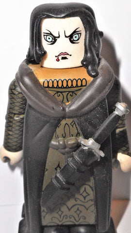 minimates lord of the rings GRIMA WORMTONGUE lotr hobbit art asylum