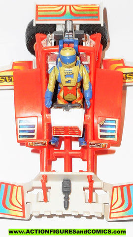 M.A.S.K. kenner FIREFLY JULIO LOPEZ 1986 vintage mask Near Complete