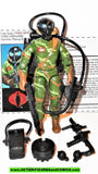 gi joe FRAG VIPER cobra jungle 2006 fan club Operation Flaming Moth complete