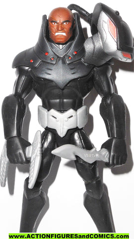 DC universe total heroes BLACK MANTA aquaman 2014 6 inch fig
