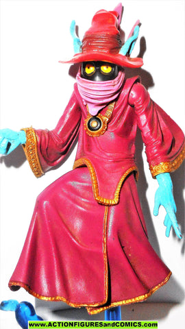 masters of the universe ORKO 2002 he-man motu action figure fig