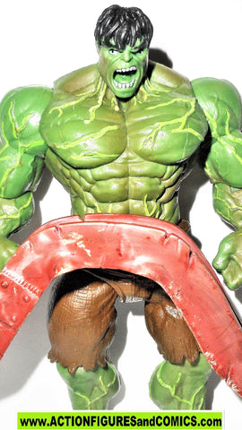 marvel legends HULK Gamma Glow TARGET exclusive 2003 movie studio