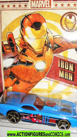 Marvel Universe hotwheels IRON MAN the Gov'ner govner 1/6 2018
