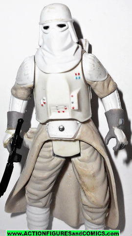 star wars action figures SNOWTROOPER 30th anniversary commemorative tins