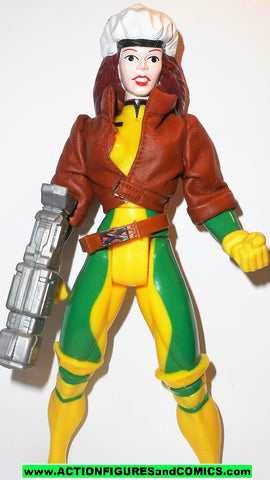 marvel universe toy biz 10 inch ROGUE x-men animated deluxe collectors toybiz