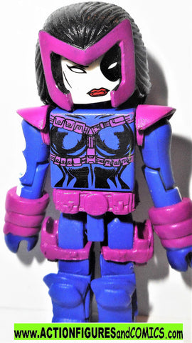 minimates DOMINO Triumphant X-men force marvel universe art asylum