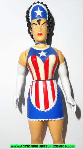 TICK ban dai AMERICAN MAID 1995 series 2 the animated series 1994