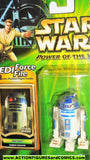 star wars action figures R2-D2 NABOO ESCAPE droid 2000 power of the jedi moc 000