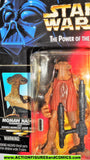 star wars action figures MOMAW NADON HAMMERHEAD .00 red card moc