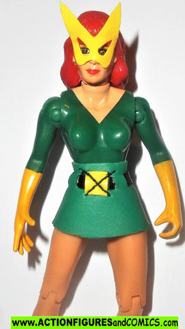 X-MEN X-Force Toy Biz MARVEL GIRL jean grey GOLD series marvel universe