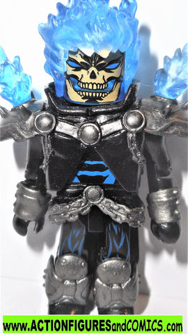 minimates GHOST RIDER Blue Flame series 50 marvel universe toy figure
