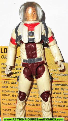 gi joe ACE 2008 25th anniversary capt captain based on the 1983 style