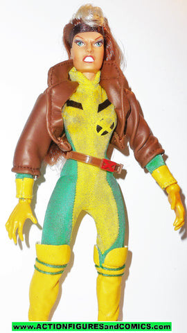 Marvel Famous Covers ROGUE 9 inch x-men 1999 mego retro style toybiz