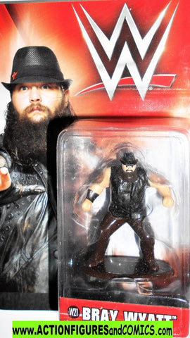 Nano Metalfigs WWE BRAY WYATT die cast metal W21 moc