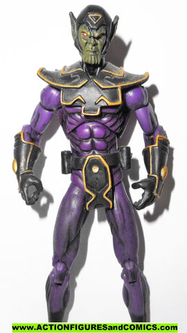 marvel universe SKRULL SOLDIER Series 2 024 24 legends infinite fig
