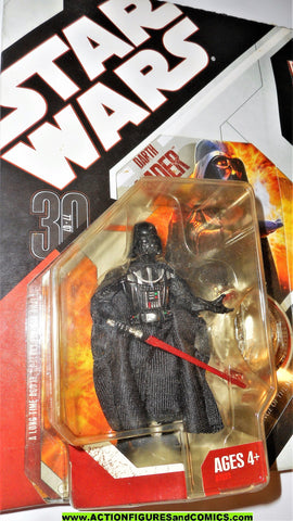 star wars action figures DARTH VADER 30th anniversary collectors coin album
