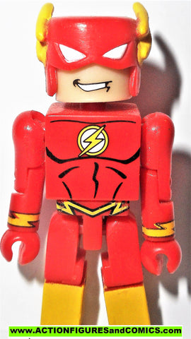 minimates the FLASH barry allen dc universe wave 2 series 2007