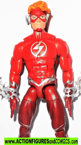 dc universe classics FLASH Multiverse WALLY WEST ninja batman wave 99P