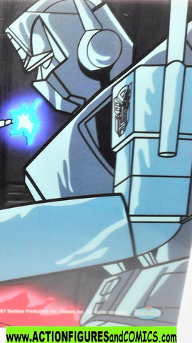 transformers Animation CEL RETURN of OPTIMUS PRIME 2002 Rhino DVD 1986