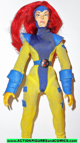 Marvel Famous Covers JEAN GREY 9 inch x-men 1999 mego retro style toybiz