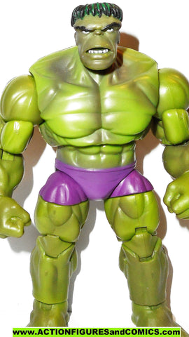 marvel universe HULK classic avengers complete action figures