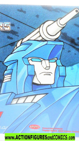 transformers Animation BLURR 2002 Rhino DVD 1986 movie cartoon g1