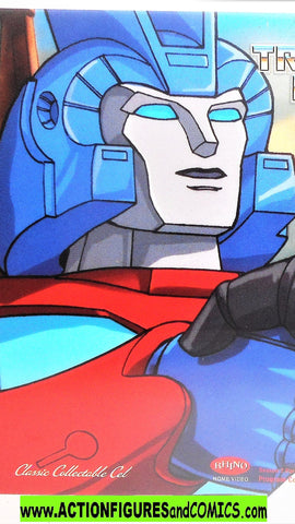 transformers Animation ORION PAX Optimus 2002 Rhino DVD 1985 cartoon g1