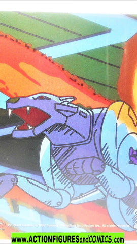 transformers Animation CEL RAVAGE 2002 Rhino DVD 1985 cartoon g1