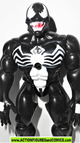 Marvel Super Heroes  VENOM 1991 squirts alien liquid universe toybiz fig