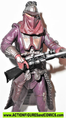 star wars action figures ZAM WESELL sneak preview 2002 attack of the clones
