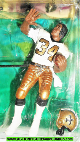 Starting Lineup RICKY WILLIAMS 2000 2001 Saints football sports #34 moc