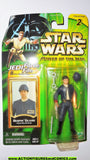 star wars action figures BESPIN GUARD Cloud city security power of the jedi moc