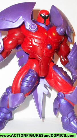 X-MEN X-Force toy biz ONSLAUGHT MAGNETO professor x 1997 marvel